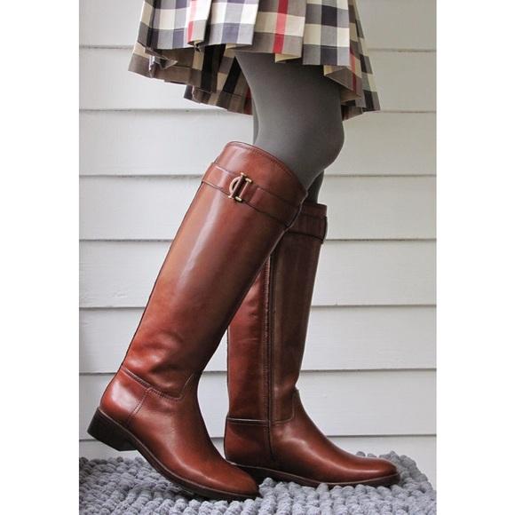 3a96a9015ed5c Tory Burch Grace Boot in Sienna Leather. M 5c5b16584ab633b888aab0fc